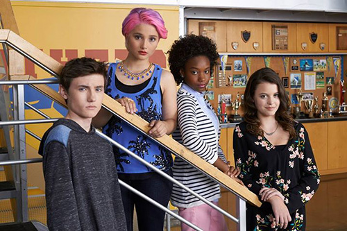 Degrassi: Next Class Season 3 date release