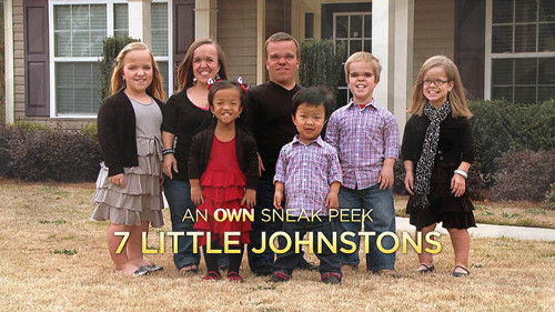 7 Little Johnstons date release