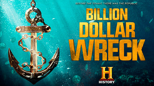Billion Dollar Wreck Season 2 date release