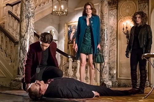Gotham Season 4 date release