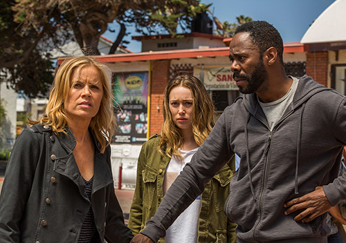 Fear the Walking Dead Season 3 date release