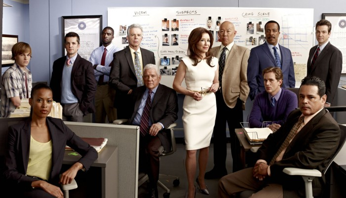 Major Crimes Season 5 date release