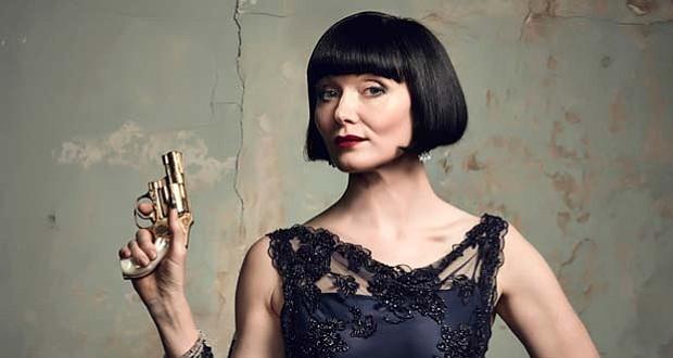 Miss Fisher's Murder Mysteries Season 4