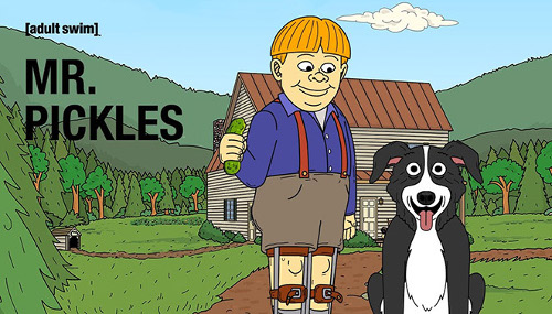 Mr. Pickles Season 3 date release