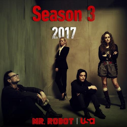 Mr. Robot Season 3 date release