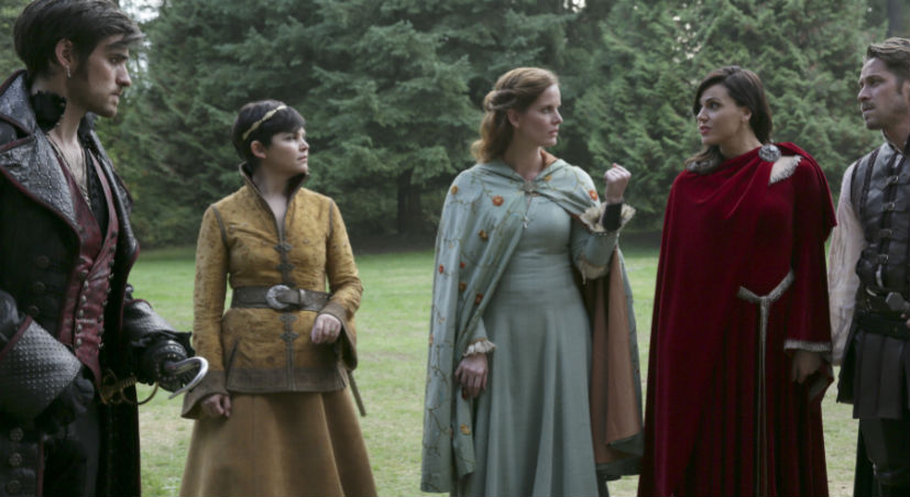 Once Upon a Time Season 7 date release