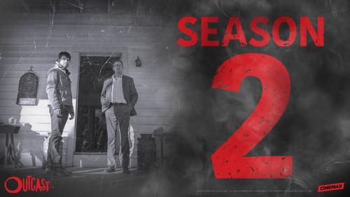 Outcast Season 2 date release