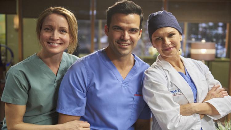 Saving Hope Season 5