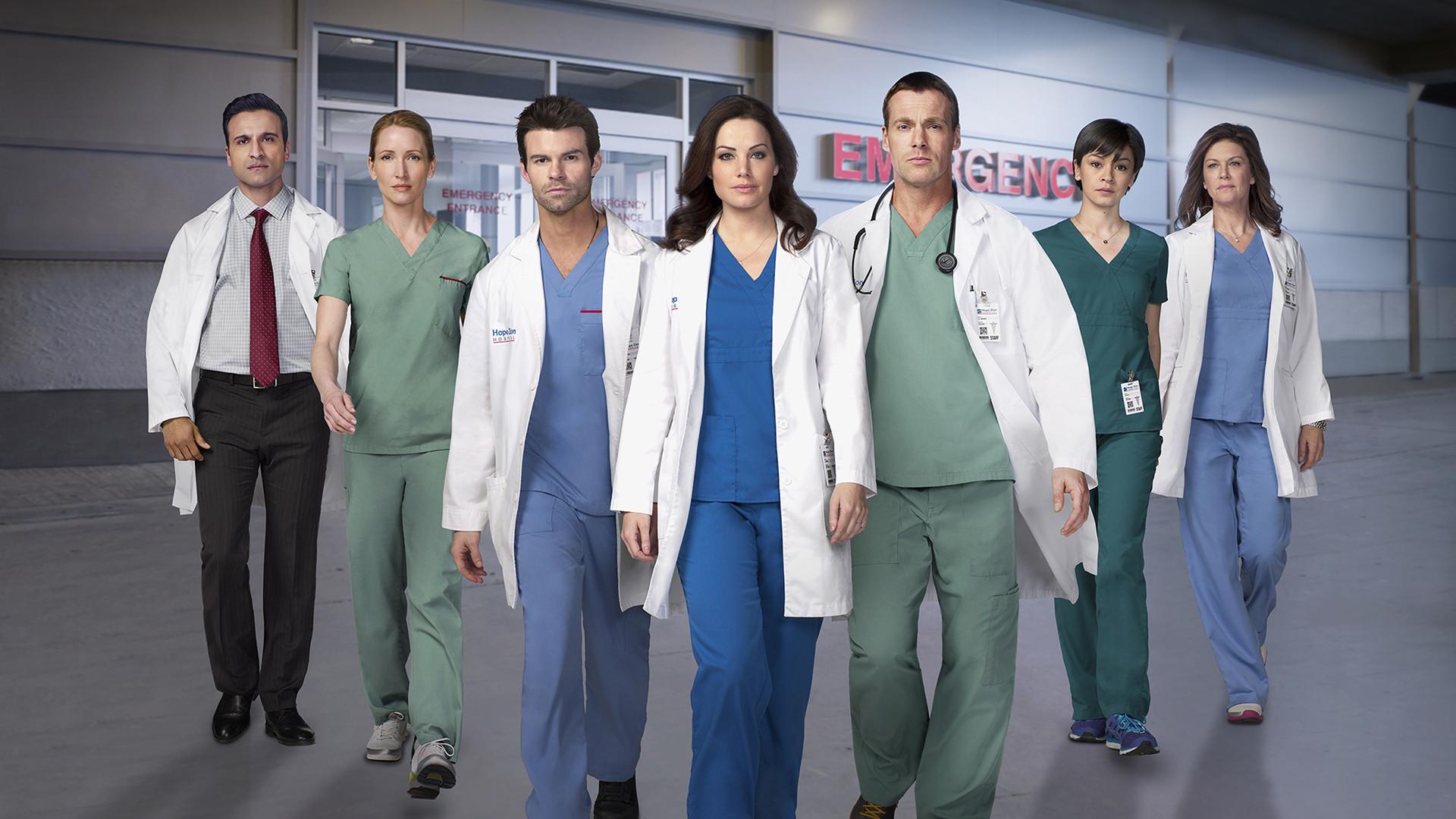 Saving Hope Season 5 date release