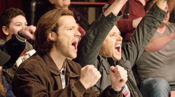 Supernatural Season 13 date release
