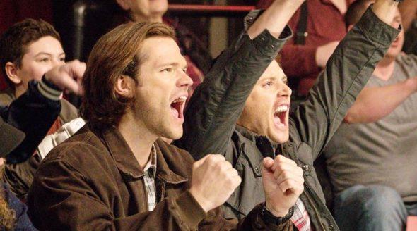 Supernatural Season 13 date release