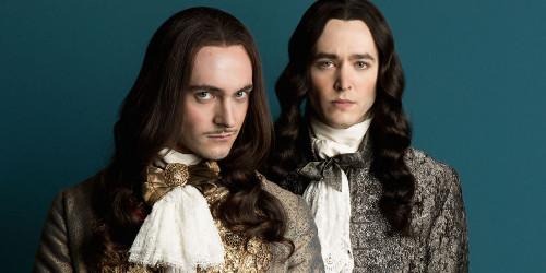 Versailles Season 2 date release