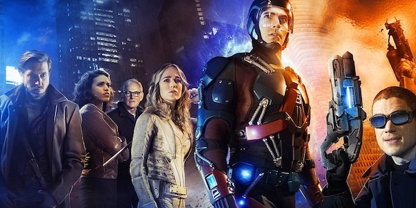 Legends of Tomorrow Season 3 date release