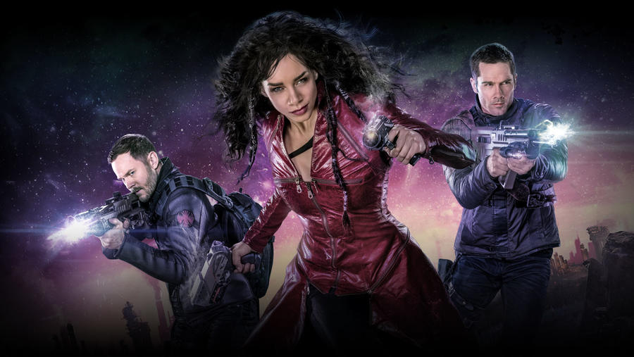 Killjoys Season 3 date release