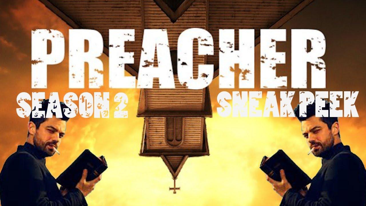 Preacher Season 2 date release
