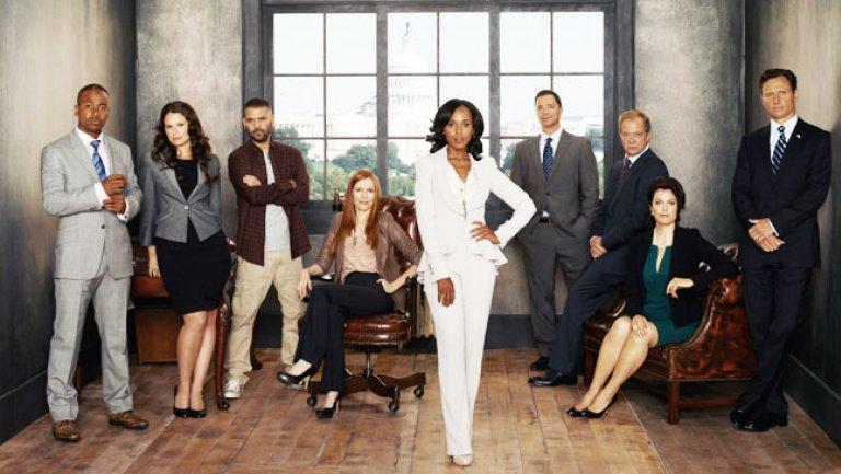 Scandal Season 6 date release