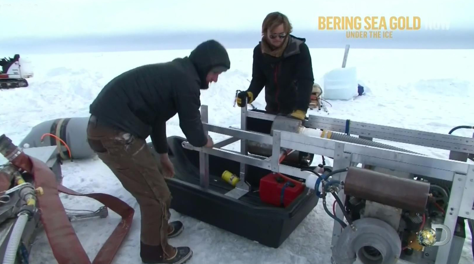 Bering Sea Gold Season 8