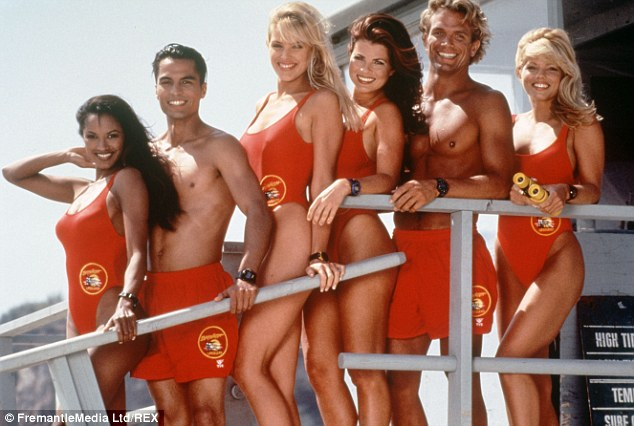 Baywatch date release