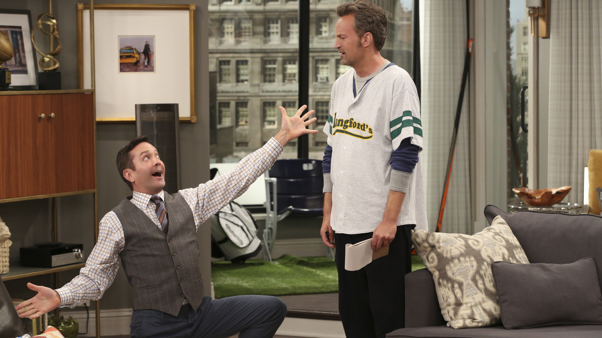 The Odd Couple Season 4 date release