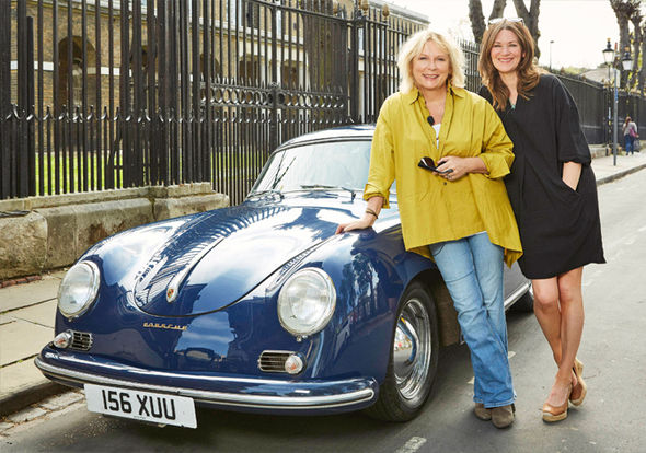 Celebrity Antiques Road Trip Season 7 date release