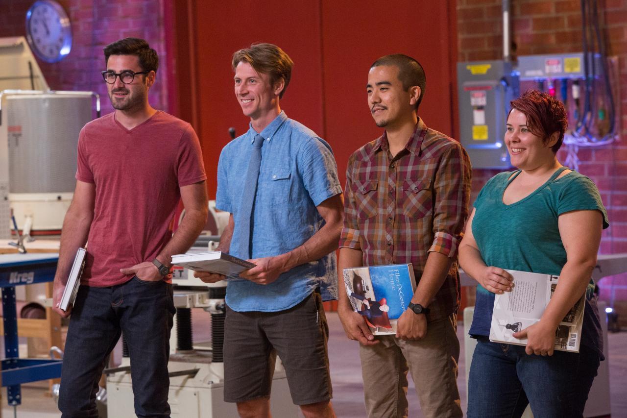 Ellen's Design Challenge Season 3
