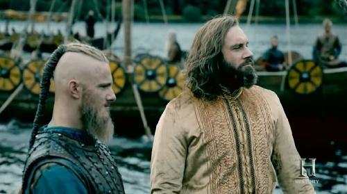 Vikings Season 5 date release