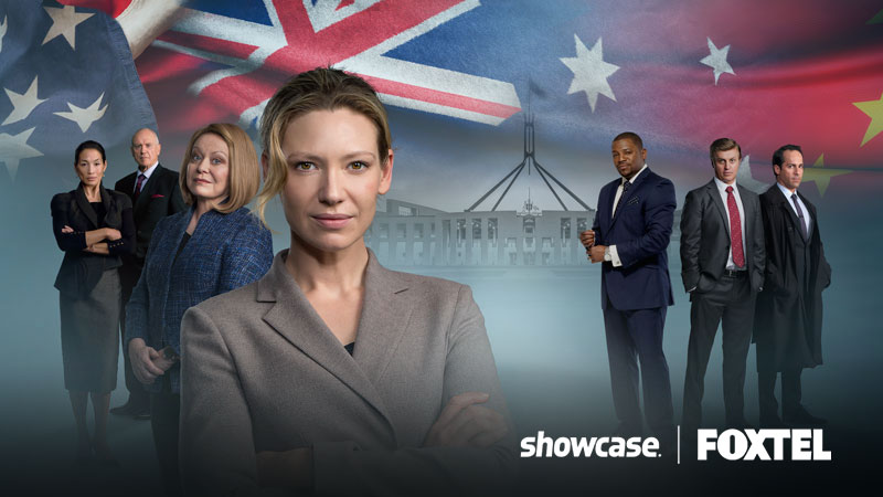 Secret City Season 2 date release