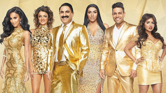 Shahs of Sunset Season 6 date release