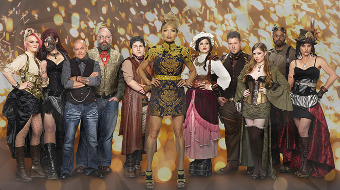 Steampunk'd Season 2