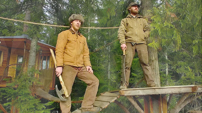The Woodsmen Season 2 date release