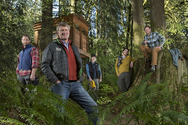 Treehouse Masters Season 7 date release