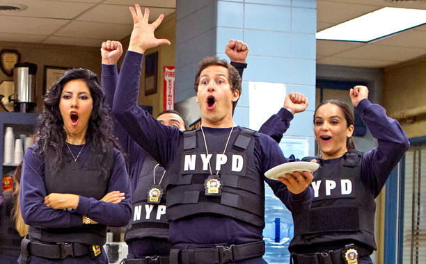 Brooklyn Nine-Nine Season 5 date release