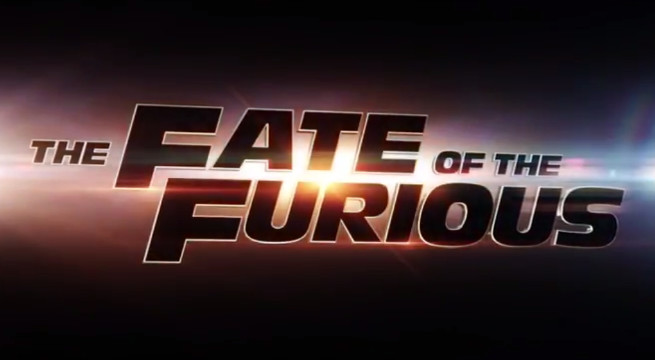 The Fate of the Furious date release