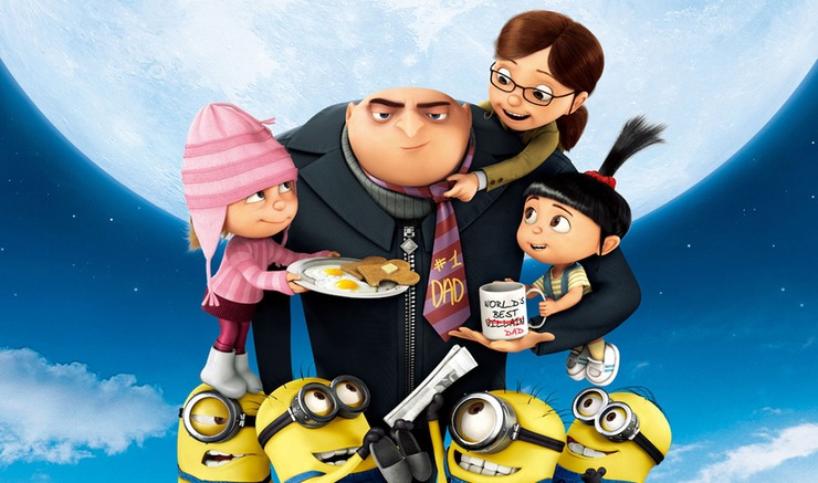 Despicable Me 3 date release