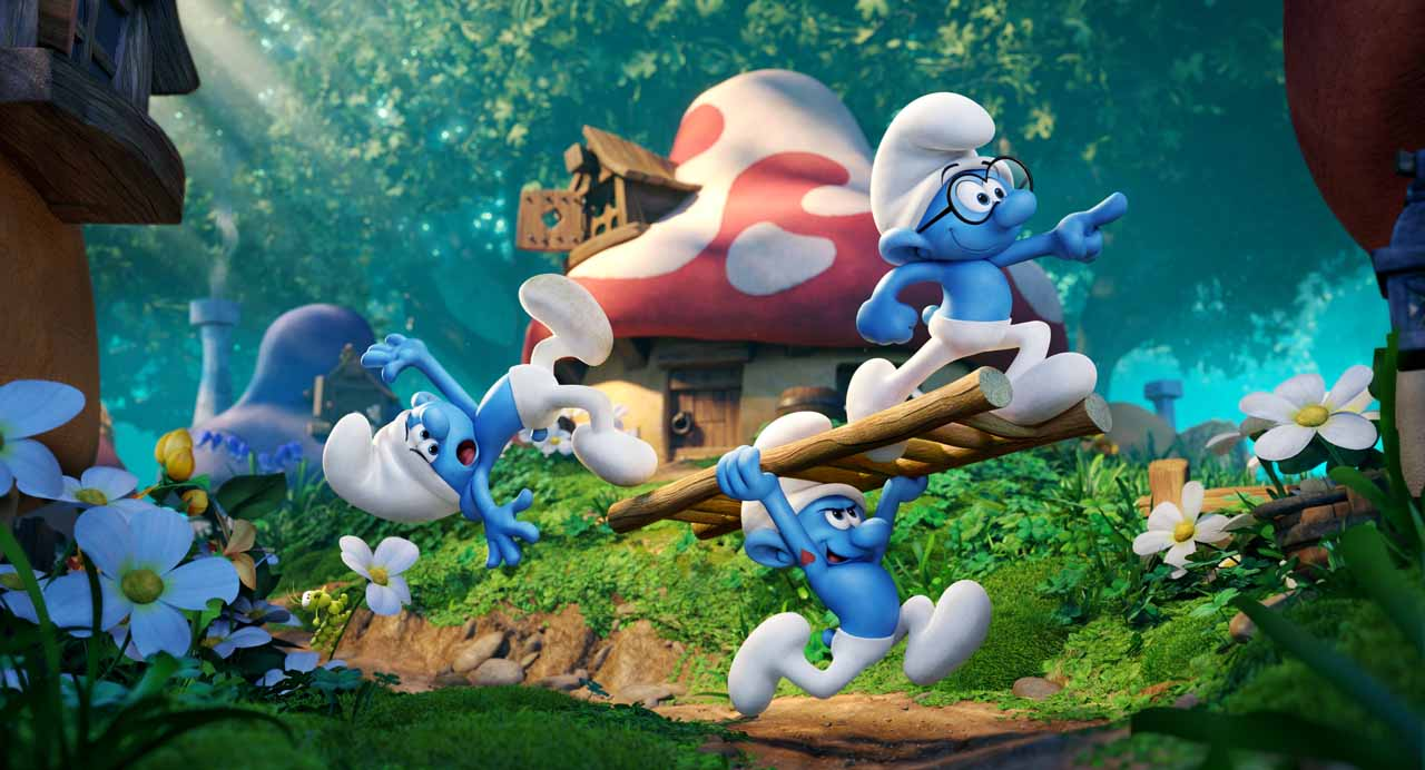 Smurfs: The Lost Village date release