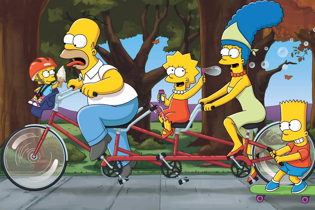 The Simpsons Season 29 date release