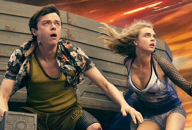Valerian and the City of a Thousand Planets date release