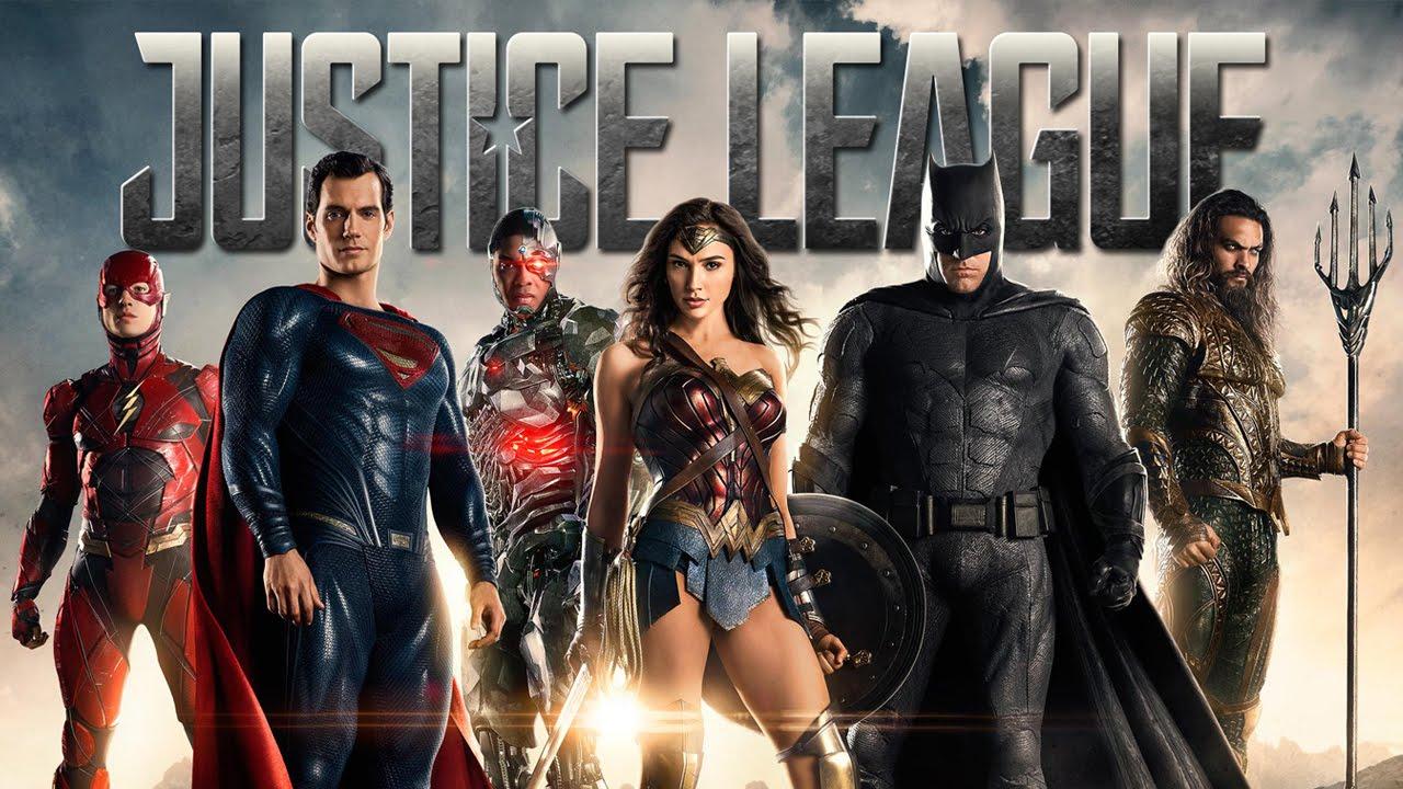 Justice League date release