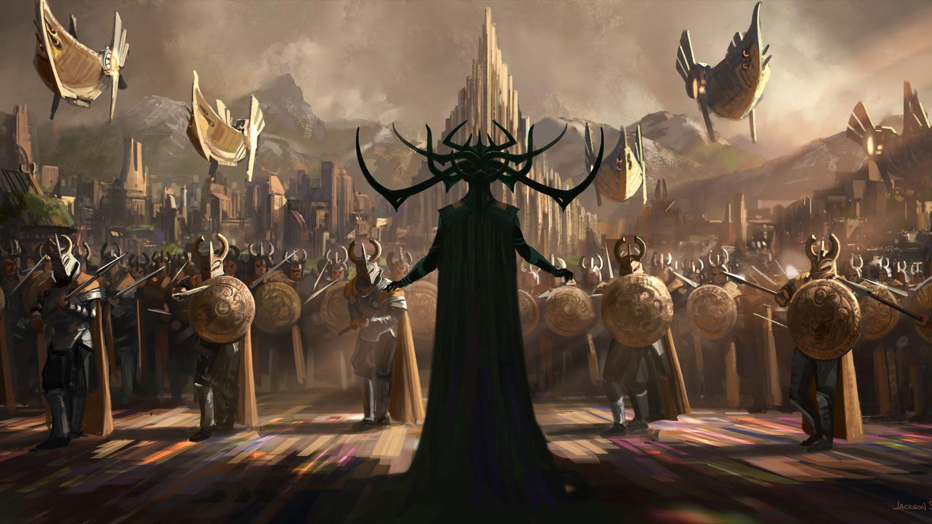 Thor: Ragnarok date release