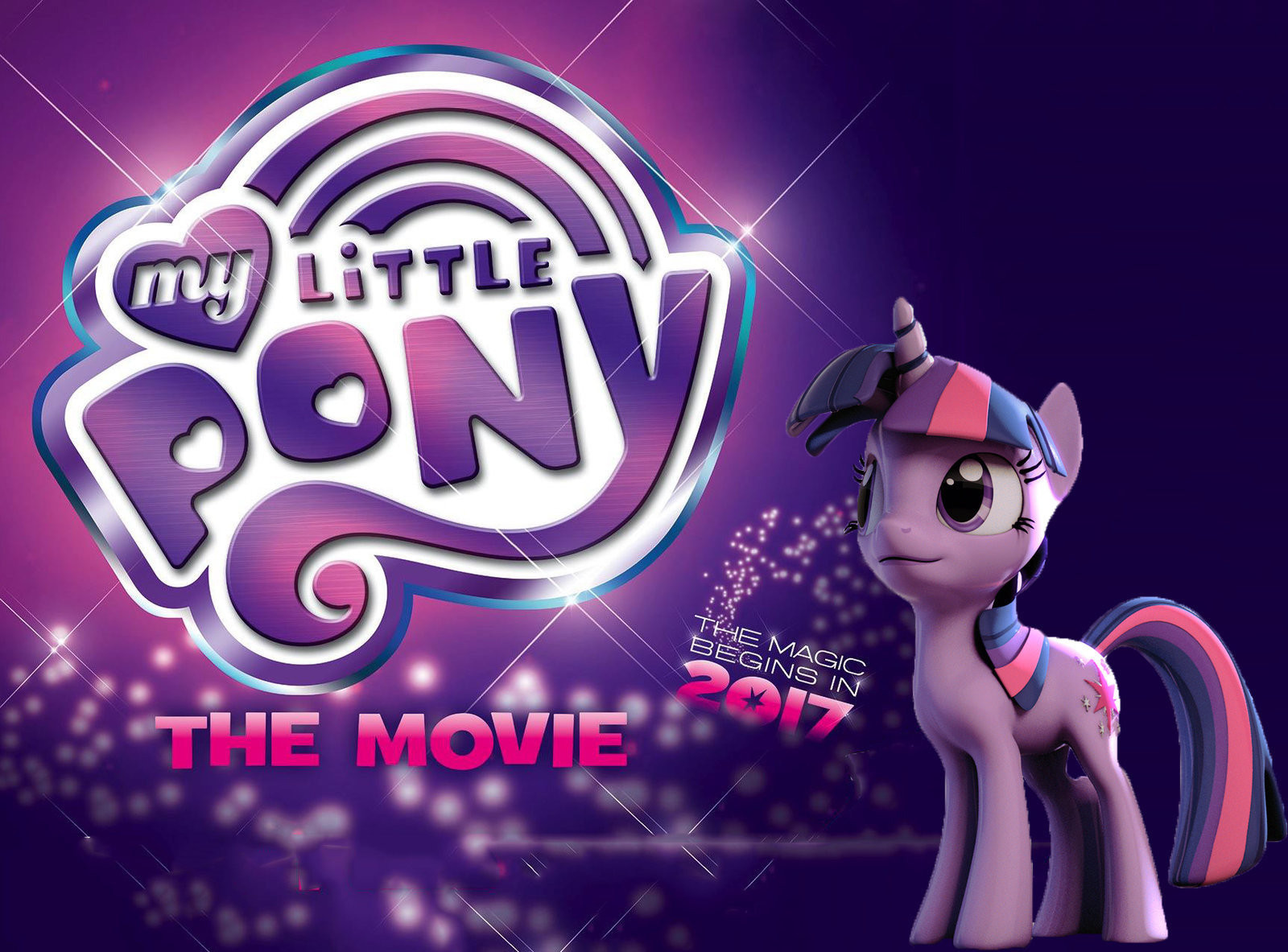 My Little Pony: The Movie date release