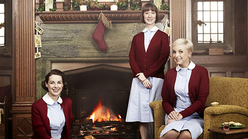 Call the Midwife Season 6 date release